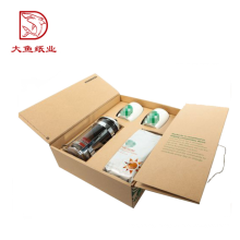 Factory direct new design fashion style vegetable a gift box for food
