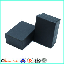 Elegant Cufflink Black Card Display Box