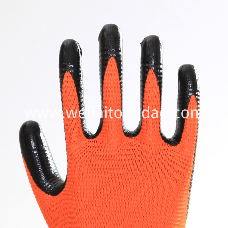 Industrial Knitted Cotton Gloves