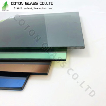Heat Reflective Glass Price