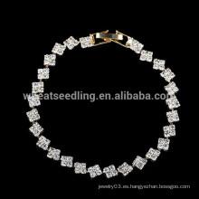 Joyería cristalina de las mujeres de la pulsera de la joyería 2015