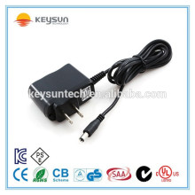 High quality DC PSU 6 volt 2amp power ac adapter