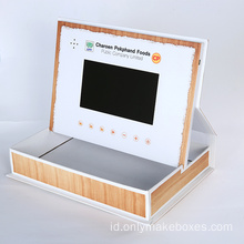 Mewah Custom Display Souvenir Packaging Paper Box