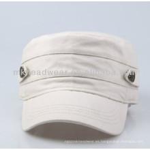 Gorra militar del cadete del ejército de Sunbonnet