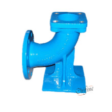OEM Custom Cast Iron Pipe Elbow