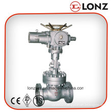 ANSI/API Stainless Steel Flanged Electric Actuated Gate Valve