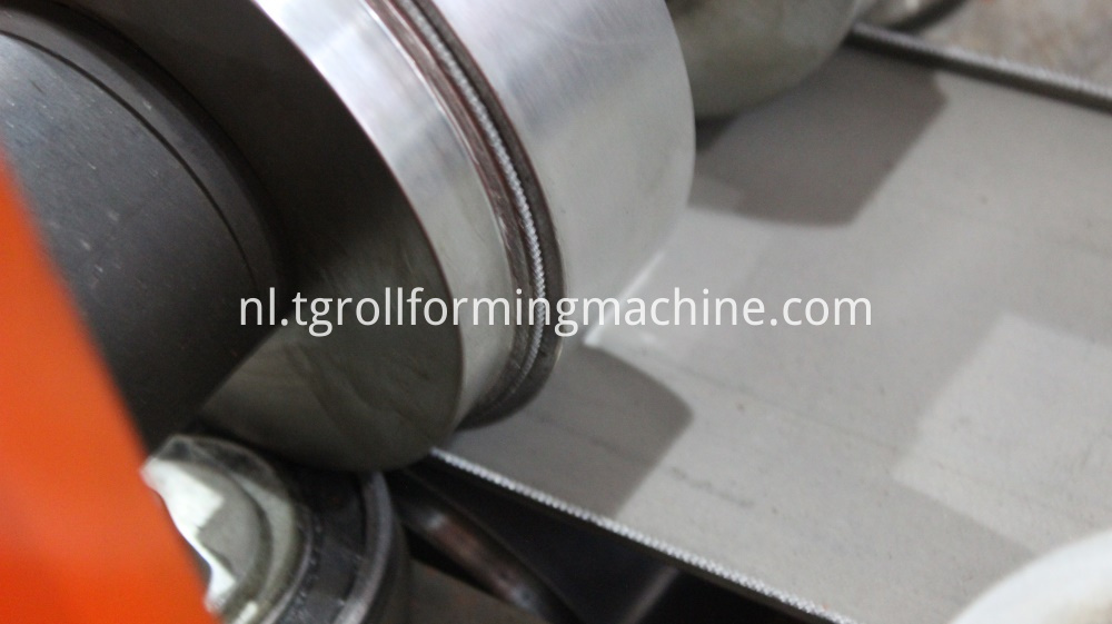 Earthquake Resistant Post Roll Forming Machine