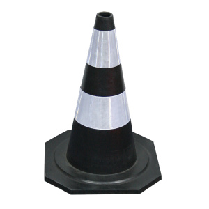 50cm road rubber traffic safety cones
