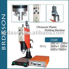 Machine ultrasonique de soudure de tasse en plastique