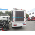 4x2 tipo de transmissão manual com tela móvel para veículos