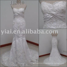 2010 Hot Selling Europe Style Mermaid Wedding Dress