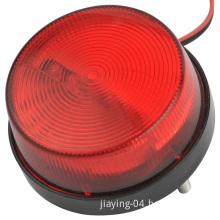 6 LEDs Electric Strobe Warning Light (ML-03 Red)