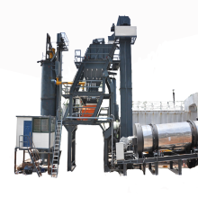 New Mobile Asphalt Batch Mix Plant For Sale