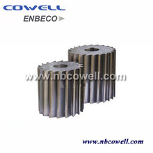 High Standard Professional Manufacturer Stainless Steel Plastic Cutter Hob