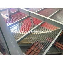 Bargraing pour l'acier de construction