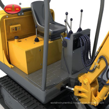 1.8 ton Digging Mini Walking Excavator for Sale