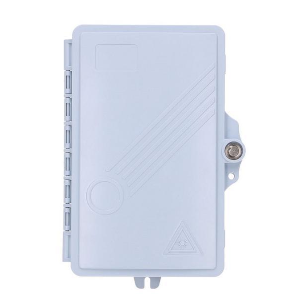 2 Core Wall Mount Fiber Optic Termination Boxes