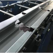 Steel framing steel door frame rollforming line