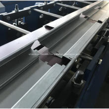 Steel framing steel door frame rollforming line