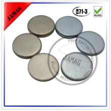 JMD20H4 em forma de disco magnético de neodímio e preço