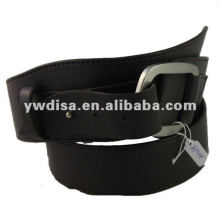 Mens Leather Belts Alloy Buckle Leather Belt