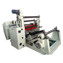 Adhesive Printed Label Converting Machine (Slitting Rewinding)