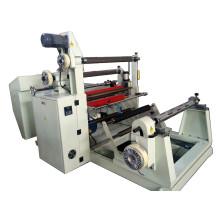 Máquina de conversão de etiquetas impressas adesivas (rebobinamento)