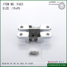 High quality crosss concealed hinge for cabinet door