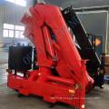 5 Tons Lifting Capacity Lorry Mounted Crane