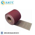 rouleau abrasif de tissu de ponçage de SATC avec la taille adaptée aux besoins du client et le bon prix
