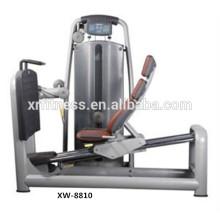Mejor venta de pin cargado sentado Pierna gimnasio equipos / Leg Press equipo de gimnasio / China hizo máquina de entrenamiento de fuerza