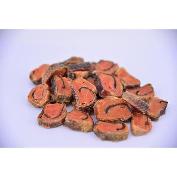 Air-Dried Nutritious Codfish Skin Snacks for Pets