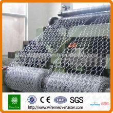 Galvanisiertes Sechskantnetz (Fabrik)