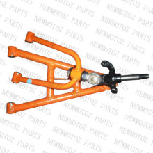 Swing arm assy with steering parts-Bashan ATV BS250S-11B