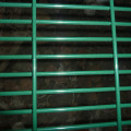 76.2x 12.7 Mesh PVC Clear View Fence