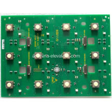 COP Button Board for Schindler 3300 Elevators 594103