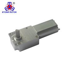 motor de engranajes de cc pequeño de bajo ruido 12v 30rpm.