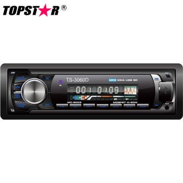Detachabel Painel Indash Carro Rádio Carro MP3 Player