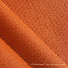 Tissu hexagonal en nylon Oxford Ripstop