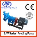 Coal Washing Filter Press Feeding Pump
