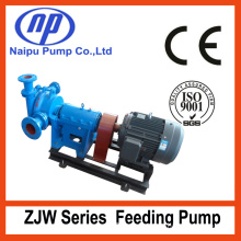 Coal Washing Filter Press Feeding Pump