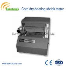 Appareil de contrôle de rétrécissement de chauffage à sec de corde