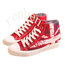New Sale Footwear Women′s Canvas Shoes