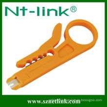 UTP/STP RJ45 cable stripper
