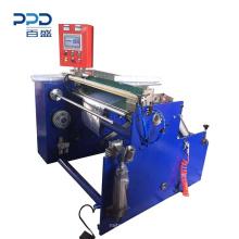 Good Quality Coreless Aluminium Foil Roll Rewinding Machine