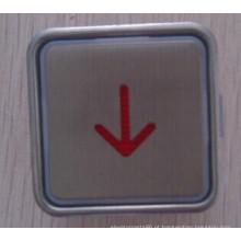 Botões de elevador de botão, interruptor de botão de elevador, elevador (CN303)