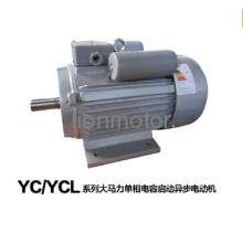 Yc Series Heavy-Duty Single Phase Induction Motor