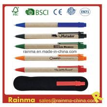 Высококачественная бумажная ручка для подарка с логотипом