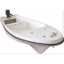 barco de la costilla de bote pesca