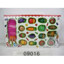 Cutting Fruit Kitchen Play Toys for Toddlers
